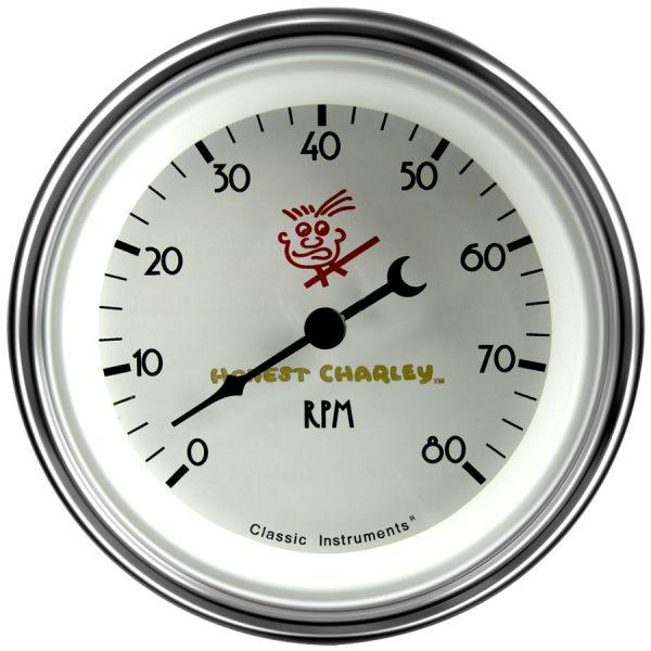Honest Charley Tach White 8000 RPM-0