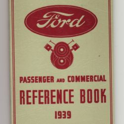 1939 Ford Owners Manual-0