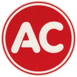 "AC Spark Plugs 3.5"" Circle-0"