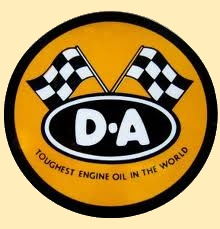"D-A Oil 4.5"" Circle-0"