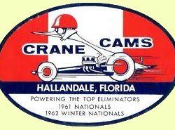 Crane Cams 1963 Oval-0