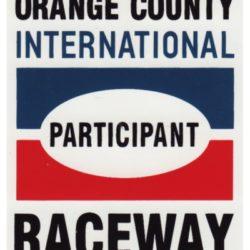 Orange County Raceway Participant-0