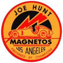 JOE HUNT Magnetos-0