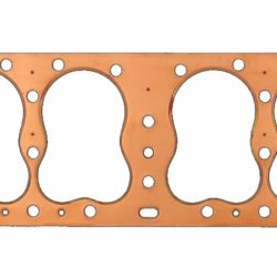 Large Bore Copper Head Gasket | 1949-53 Right-0