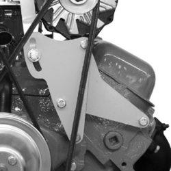 Alternator Bracket BBC Short Water Pump Left Hand Top Mount-0