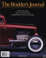 The Rodder's Journal 1932 Ford Coupe-0