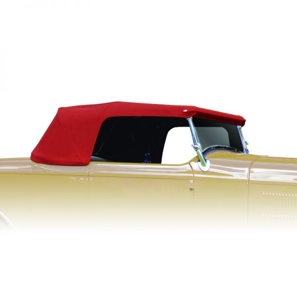 Ford Roadster Red Top -1932-0