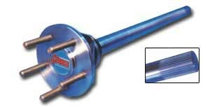 Axle Pair For 9 inch Housing with 5x4.5 inch Bolt Pattern-0