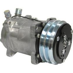 SANDEN Compressor A/C SD-508 134 | Standard-0