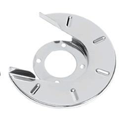 Dust Shields Brake | Pair | Chrome-0