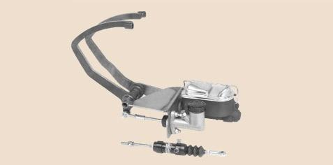 Hydraulic Clutch and Brake Kit | 1928-31-0