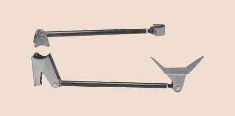 Triangulated Rear 4 Bar | 1932-0