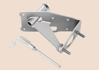Master Cylinder Mounting Kit 1933-34-0