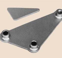1935-40 Vega Steering Plate-0