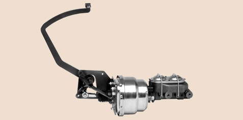 Master Cylinder with Booster Kit | 1935-40-0