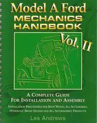 Book Model A Mechanics HandBook 2-0