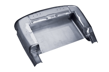 Firewall with 4 inch Recess   1930-31-0