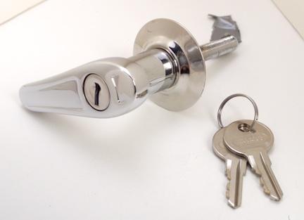 Trunk Handle Locking 1928-31-0