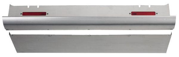 Rear Roll Pan with Lights | 1928-31-0