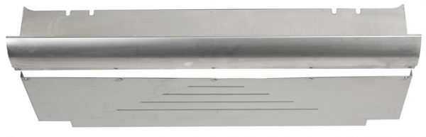 Rear Roll Pan with o Lights | 1928-31-0