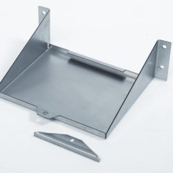 1932 Battery Tray with Battery Hold Down Clip-0