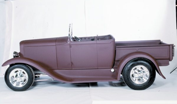 Complete Roadster Pickup Body & Bed -0