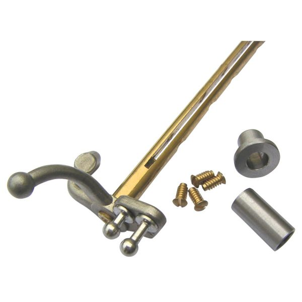 Throttle Shaft and Lever Kit-0