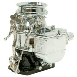 Stromberg 97 Carburetor | Chrome-0