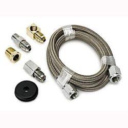 Line Kit Stainless Steel #4 3 FOOT-0