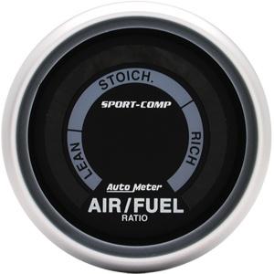 Gauge Air Fuel Ratio 2 1/16-0