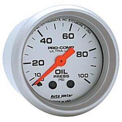 Gauge Oil 100 PSI 2-5/8-0