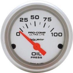 Gauge Oil 100-PSI 2 1/16-0