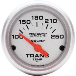 Gauge Transmission Temp 2 1/16-0