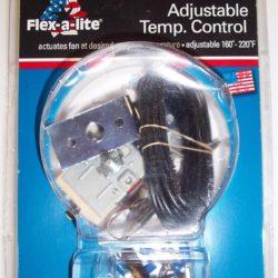 Adjustable Temperature Fan Control-0
