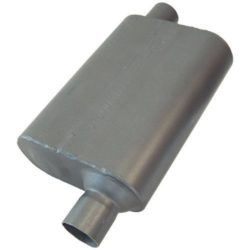 Muffler Stainless 2.25 Offset-0