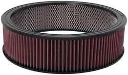 Filter Air 14X4 Round-0