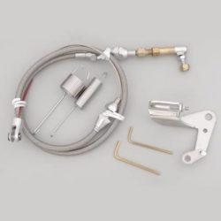 Lokar Hi-Tech Duo-Pak Throttle Cable Kit-0