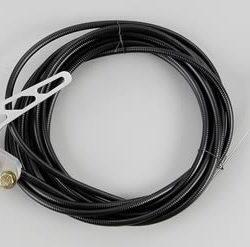 Lokar Truck Release Cable Kit | Black-0