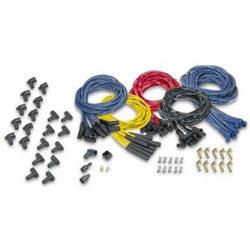 Moroso Universal Plug Wire Set 90 Degree 8mm Blue Max™-0