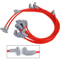 Super Conductor Spark Plug Wire Set 8 Cylinder-0