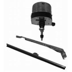 Stainless Steel 12 Volt Motor and Wiper Kit | Universal Fit-0