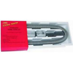 Hose Kit Radiator Stainless Steel 48 inch-0