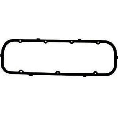 BB Chevy Valve Cover Gasket | Black Rubber with Steel Core-0