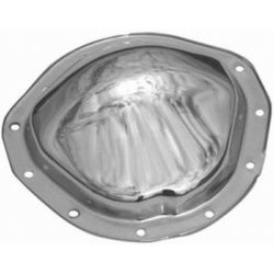 Differential Cover | Chevy/GMC Truck | 12 Bolt Rear | Chrome-0