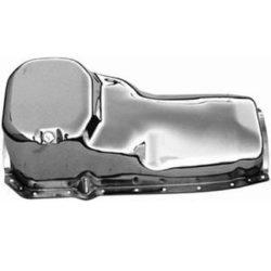 Oil Pan | Oldsmobile 330-350-400-425-455 | Chrome-0