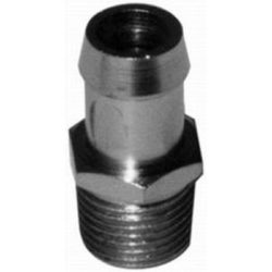 Steel Intake Manifold Fitting | 1/2 inch NPT to 5/8 inch Barb-0