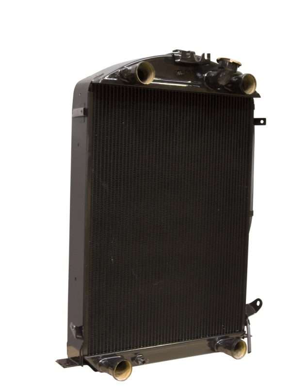 Flathead Radiator with Out Transmission Cooler | 1.75-0