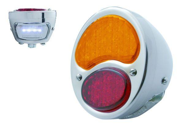 Tail Light   6V LED   Driver Side 1928-31-0