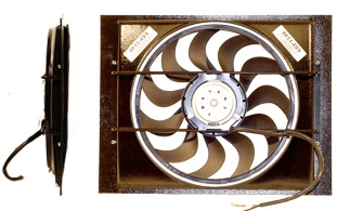 Electric Cooling Fan and Shroud | 17 inch-0