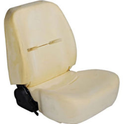 Low Back Bucket Seat | Bare | Driver Side-0